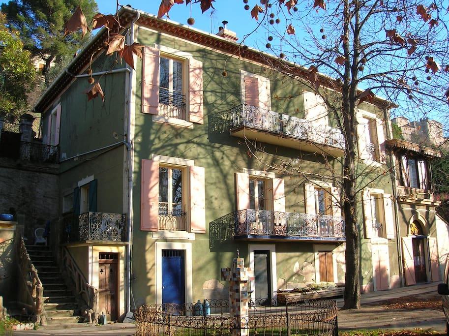 La Villa Frascati