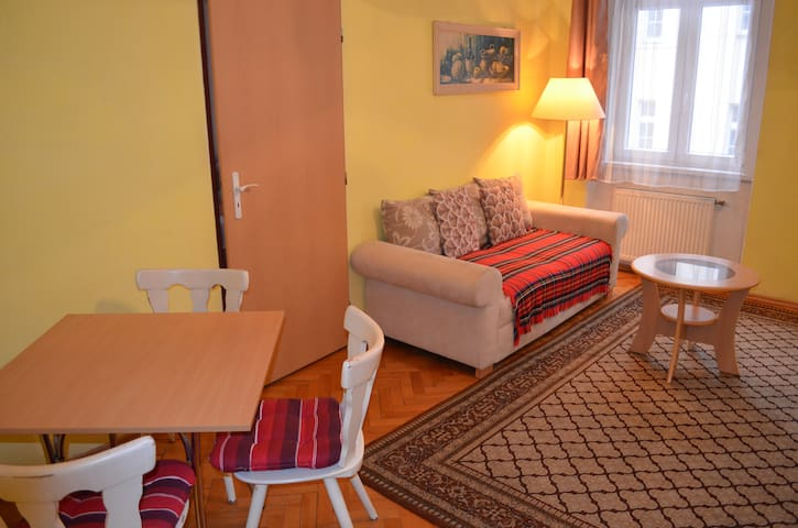 Apartment situated  in town center