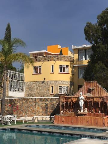La casita de la Belisana