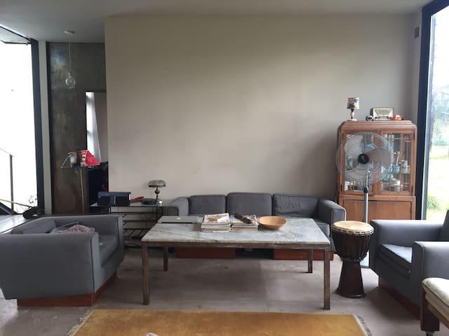 Habitación privada en CUBE