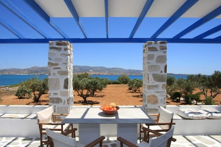 Beautiful Cycladic Villa on the Beach! - Antiparos - Villa