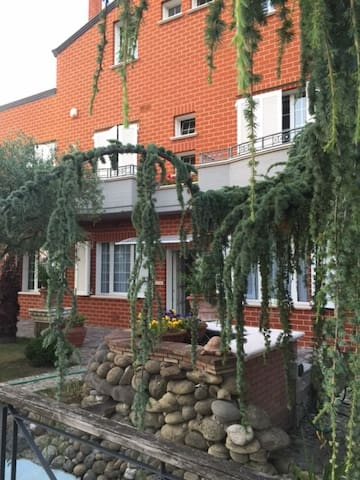 Villa Leardini - Appartamento il Panorama - Cattolica - Pis