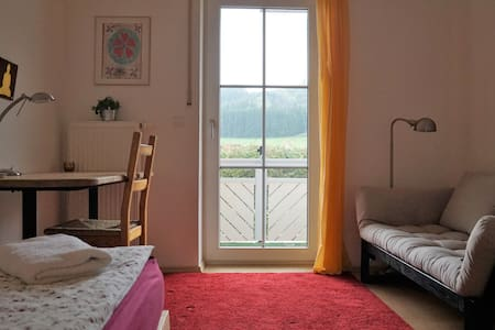 Quiet, sunny room with balcony - Bad Endorf