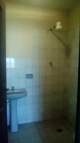 Habitacion Doble Baño Privado 1