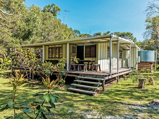 Secluded Beach Hideaway - Noosa North Shore - Srub