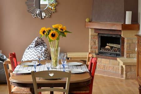 Gîte du SOleil, au calme, dans village alsacien - Grussenheim - Apartamento