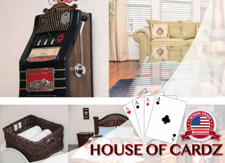 House of Cardz - comforts of home by LLOYD SUITES