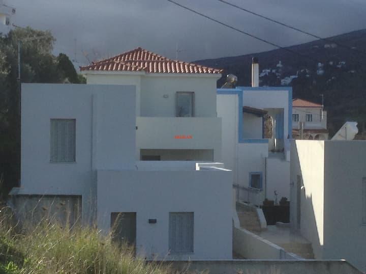 Aegean Suites - Paraporti