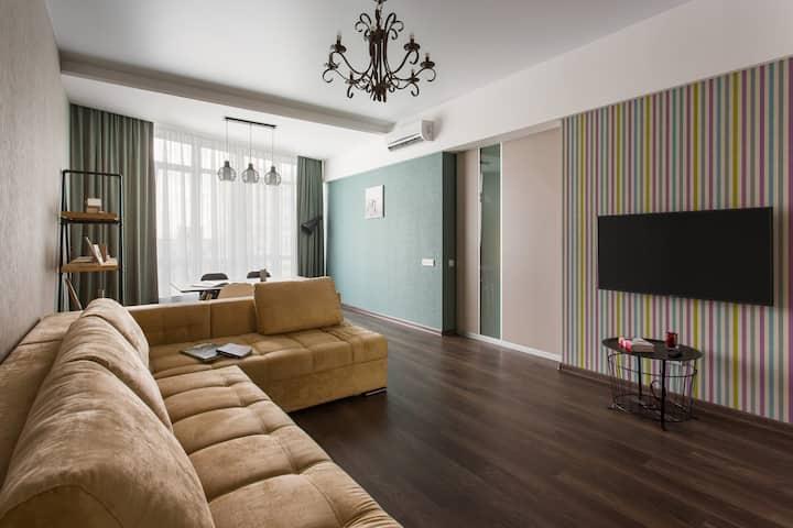 Modern 1 bedroom appartment in Arkadia