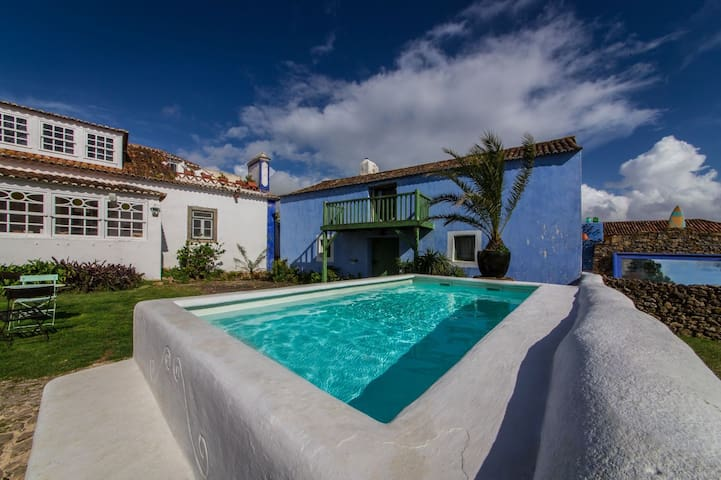 Rustic house by the sea w/kitchen - Santo Isidoro - Bed & Breakfast