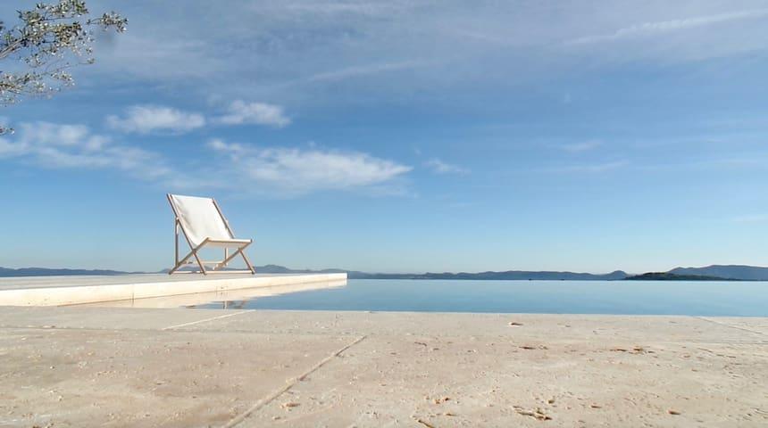 Mas provençal avec vue panoramique - Seillans - Haus