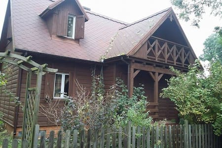 Domek na wsi - Lipki Wielkie