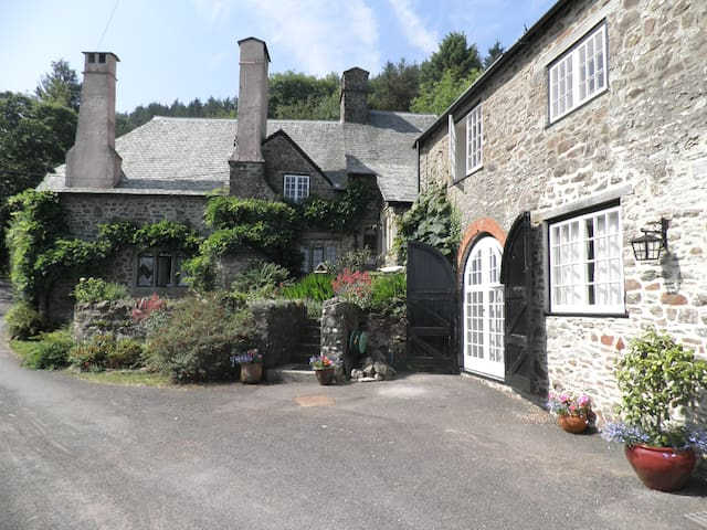 Parsonage Otter Stables - Somerset - Apartment