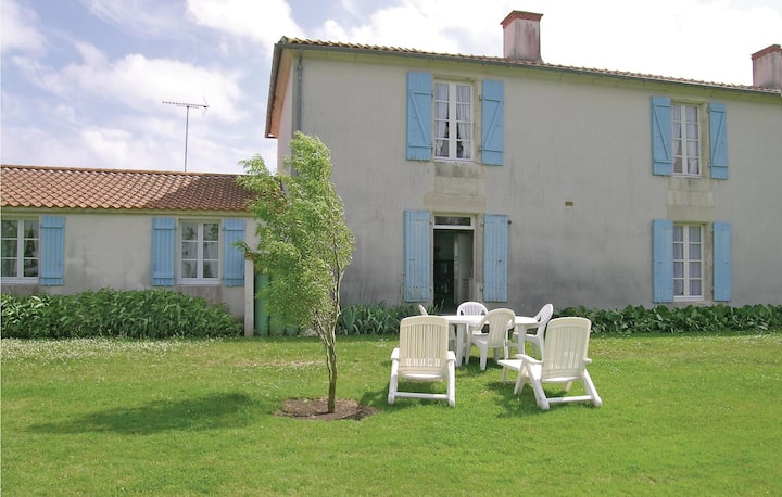 Semi-Detached with 2 bedrooms on 80m² in Grues