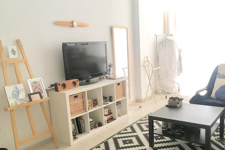Designer studio apartment  in Tel Aviv