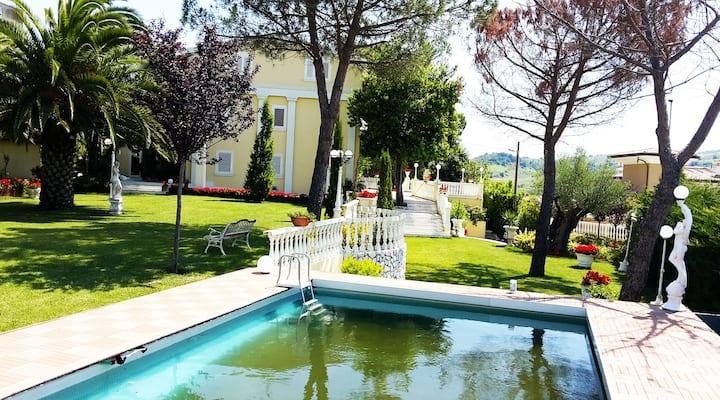 Villa Flo Dimora di Charme Appartamento 2