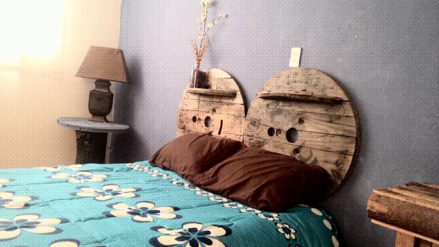 Recamara 1: ¡Diseño único!, para un espacio de descanso.