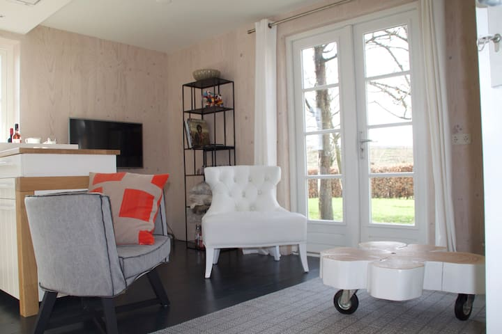 NIEUW! Het Buitenhuis, luxe cottage Kampen Zuid - Kampen