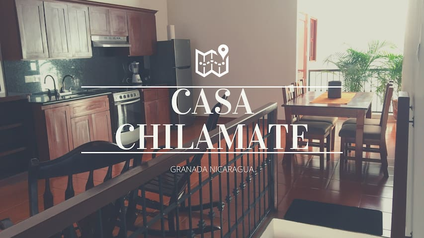 CASA CHILAMATE