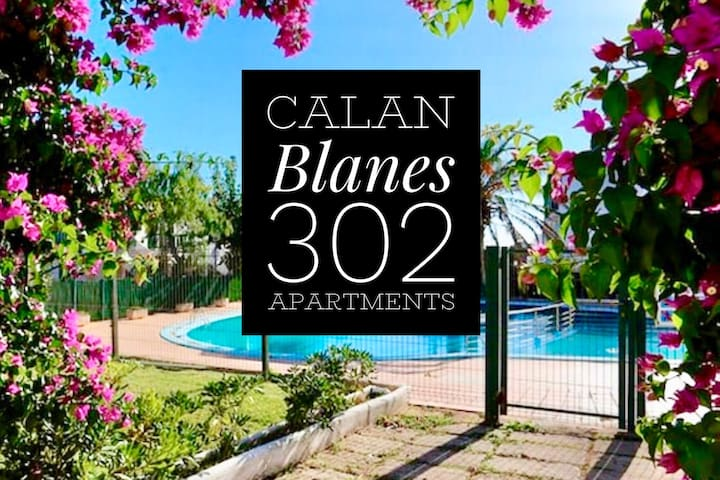 Calan Blanes Park 302 apartment - Best in the zone
