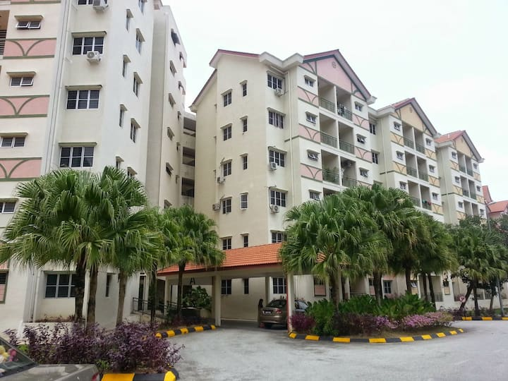 Homestay Ida@Sunway City Ipoh near Lost World
