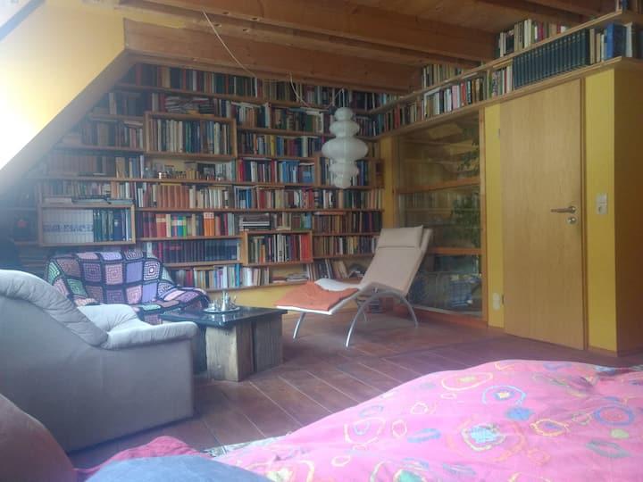 ספריה Bibliothek