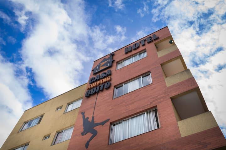 HOTEL CASA KOLPING QUITO ECUADOR, tu segundo hogar