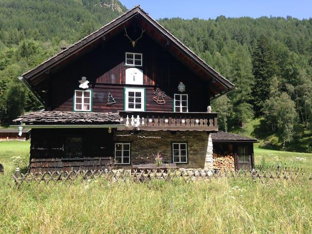 Gemütliche Hütte In Toplage - Heiligenblut