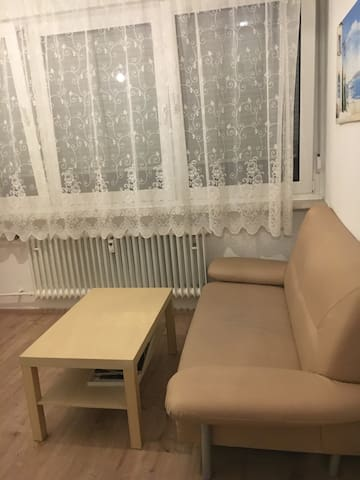 Ein privatzimmer für 2 bis 5 Nächte in Nürnberg