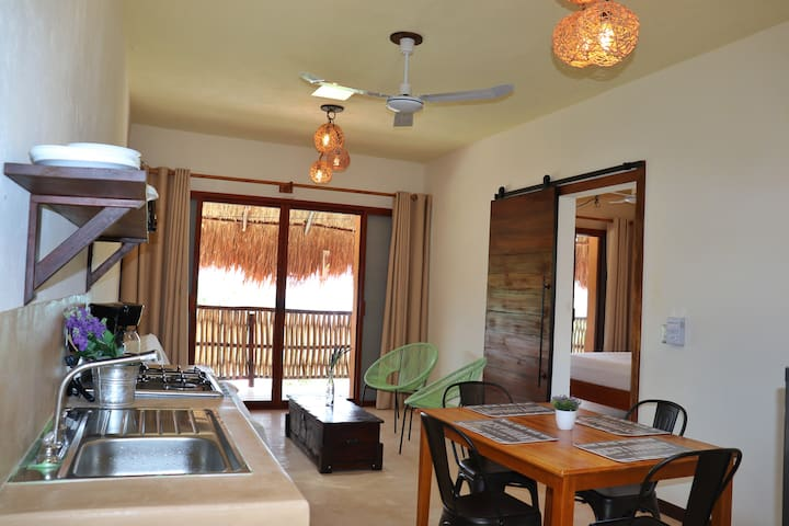"Las Casitas - Lake view Suite ""Terraza"""
