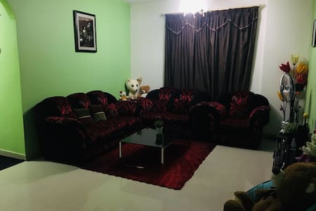 Fully Furnished and well maintained neat and clean