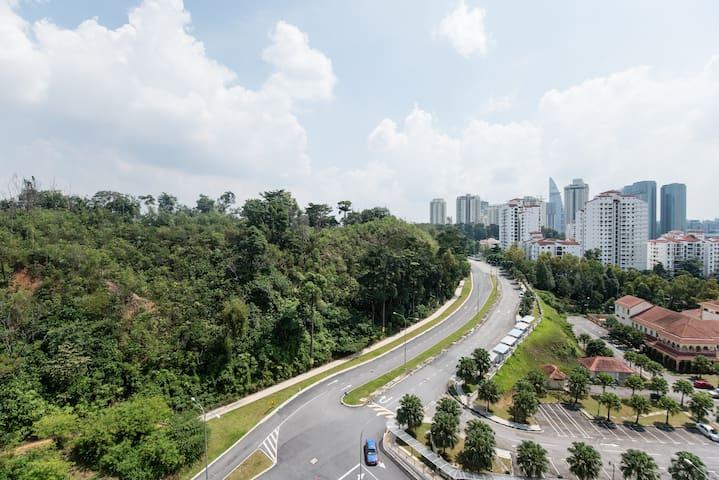 3 bedroom condo in bangsar south - Kuala Lumpur - Wohnung