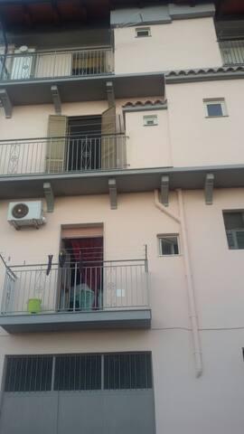 App. x 4 persone a Sant'andrea apostolo Jonio - Sant'Andrea Apostolo dello Ionio - Apartamento