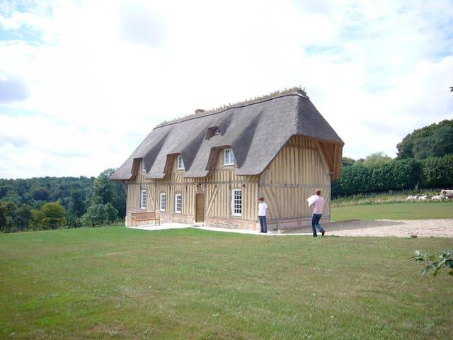 La Ferme du Mont - Saint-Maclou - Rumah