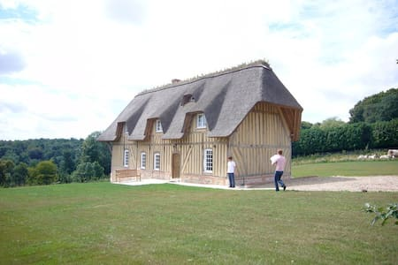 La Ferme du Mont - Saint-Maclou - Hus