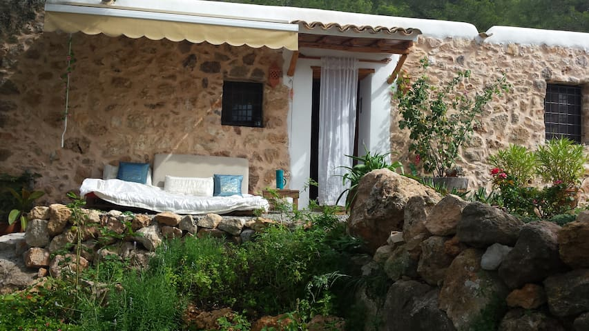 """Ibiza Love Nest"": Romantic Holiday - Sant Joan de Labritja - House"
