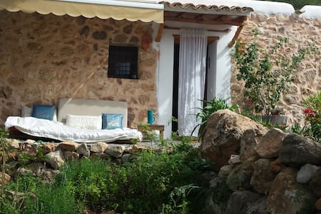 """Ibiza Love Nest"": Romantic Holiday - Sant Joan de Labritja - Haus"