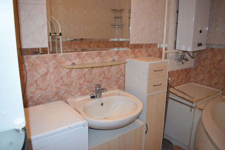 Flat close to Train station and the Center - Szeged - Apartemen