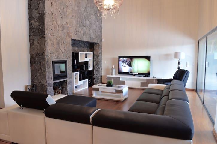 Private Suite - Quinta de Dona Lourdes - Rabo de Peixe - Huis