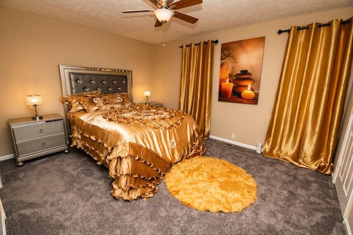 Sweet Home Georgia - Entire 2 Bedroom Royalty