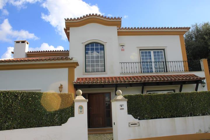 Villa avec piscine au Sud de Lisbonne
