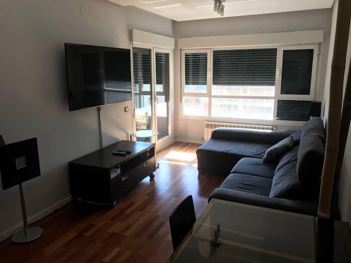 Apartment at 8 minutes to wanda metropolitano