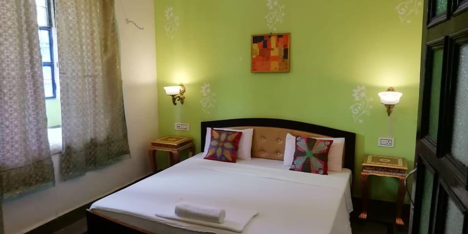 Hotel Bundi House is a heritage property,