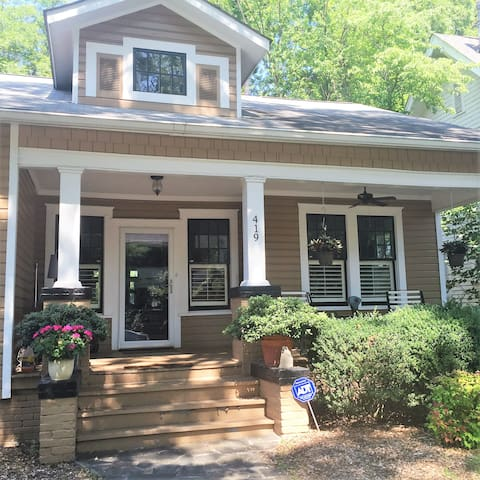 Bungalow Home, Gorgeous Elizabeth Neighborhood - Charlotte - Bungalow