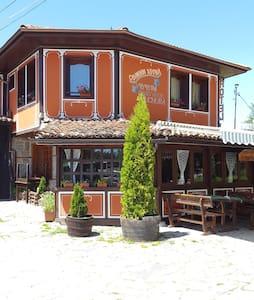 Family hotel tavern CHUCHURA