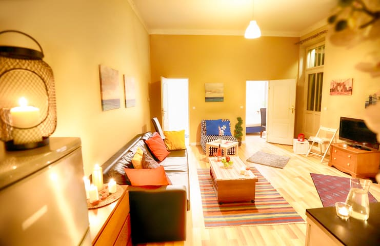 Comfy and bright  apartment at the Oldtown - SwM
