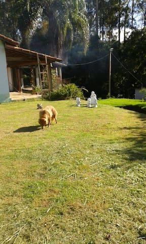 Casa de campo em extrema - Extrema - Kabin