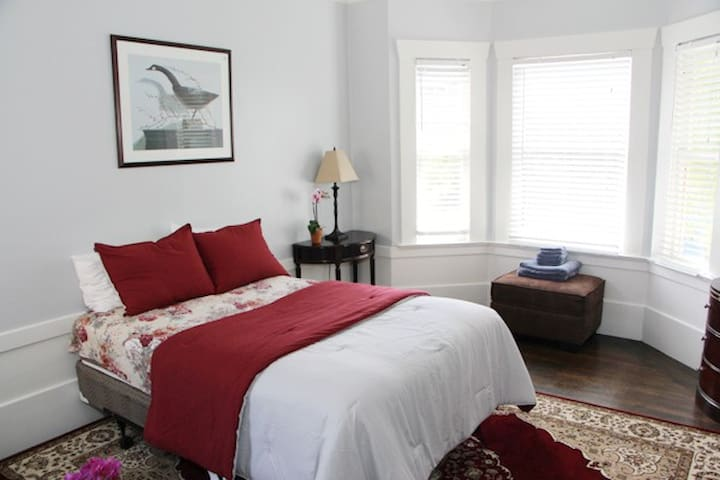 Sunny Suite One Block from Golden Gate Park