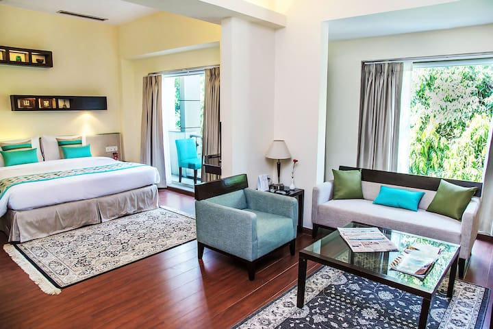 Cozy B&B  accommodation in Delhi
