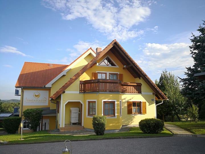 Golf- & Thermenregion Burgauberg / Stegersbach
